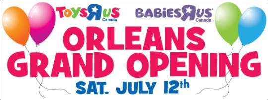 Orleans Grand Opening
